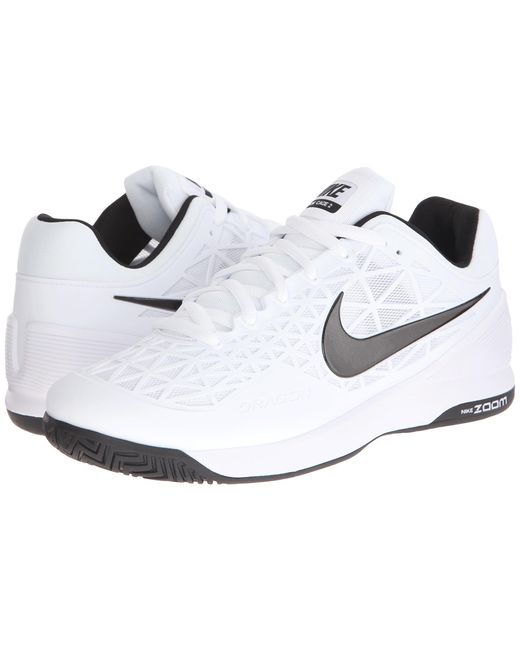Nike | White Zoom Cage 2 for Men | Lyst