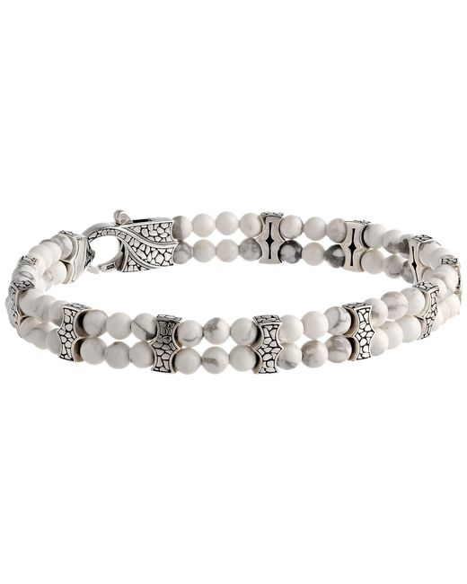Stephen Webster | Metallic Rayman Beaded Bracelet for Men | Lyst