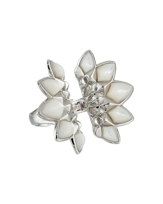 Stephen Webster | White Super Stud Split Ring | Lyst
