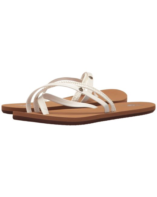 Reef | White O'contrare Lx | Lyst