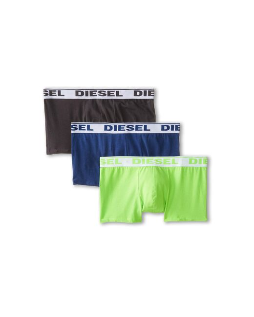 DIESEL | Multicolor Shawn Trunk Gafn 3-pack for Men | Lyst