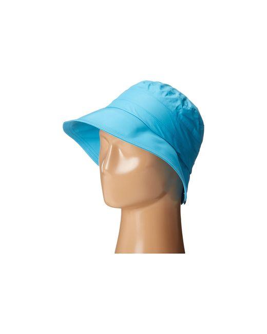 Marmot   Blue Precip Petal Hat   Lyst