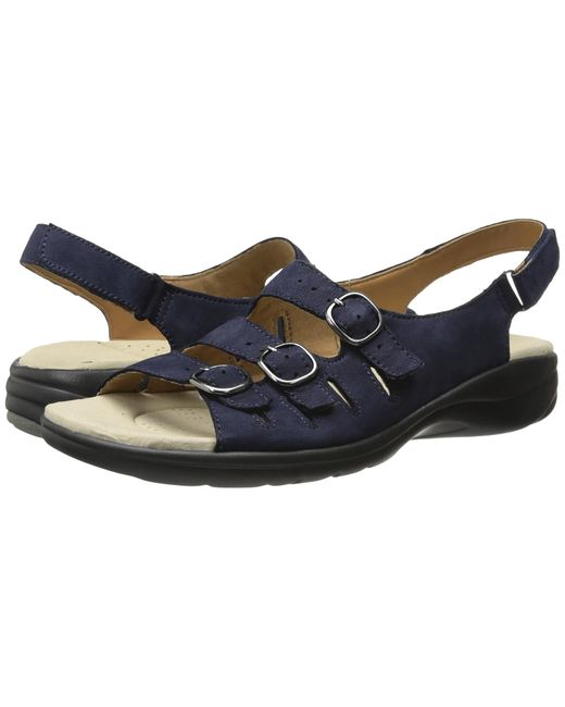 Clarks | Blue Saylie Medway | Lyst