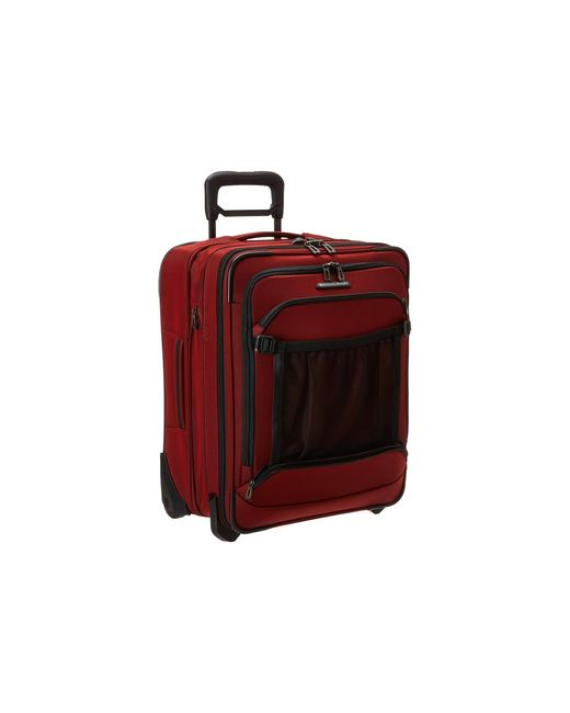 Briggs & Riley | Red Transcend International Carry-on Expandable Wide-body Upright | Lyst