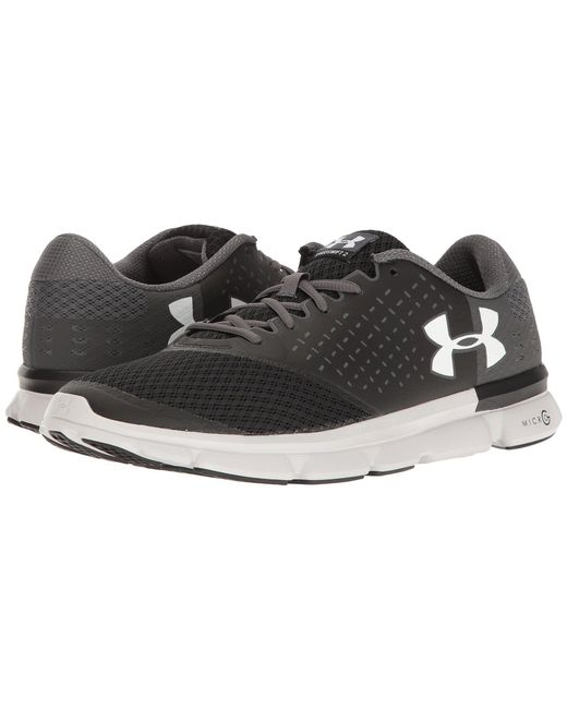 Under Armour - Black Ua Micro G Speed Swift 2 for Men - Lyst