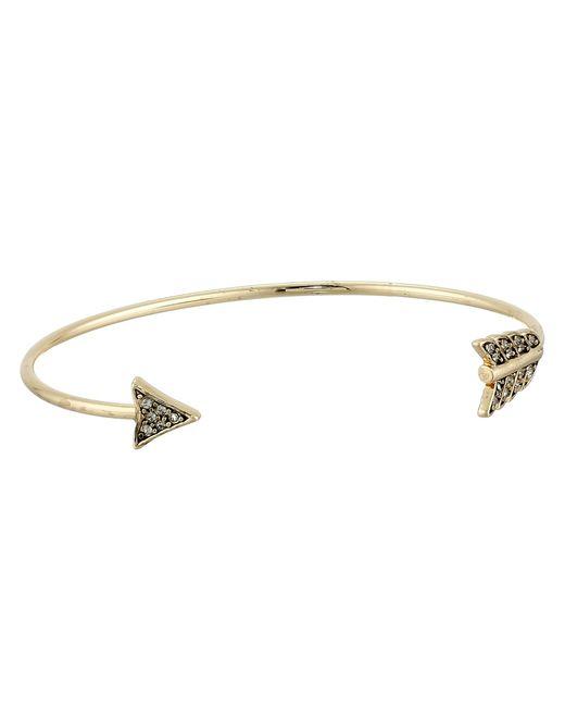 House of Harlow 1960   Metallic Arrow Affair Cuff Bracelet   Lyst