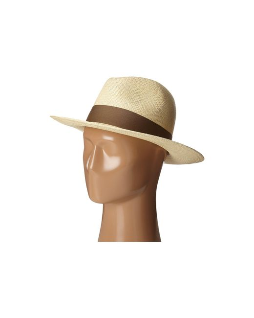 Hat Attack   Natural Panama Continental   Lyst