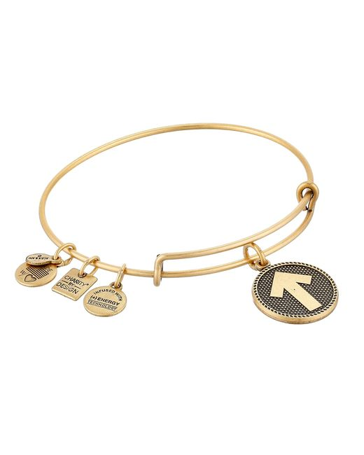 ALEX AND ANI | Metallic Charity By Design - Stand Up To Cancer Bracelet | Lyst