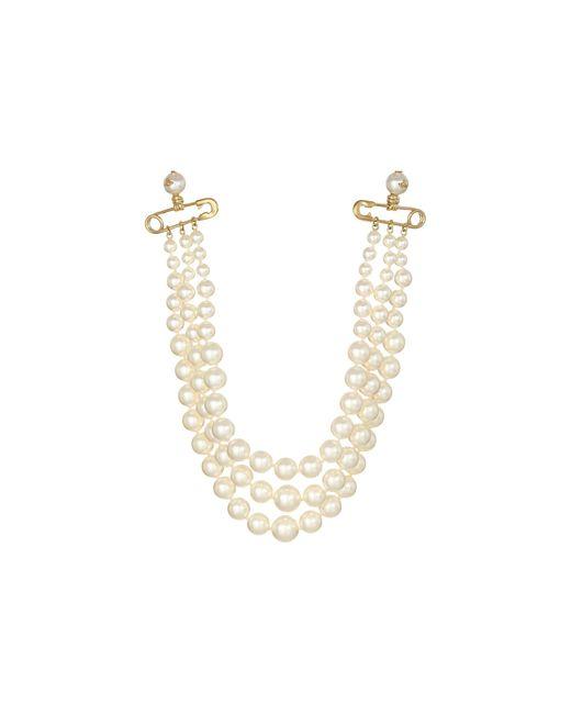 Vivienne Westwood   White Jordan Necklace   Lyst