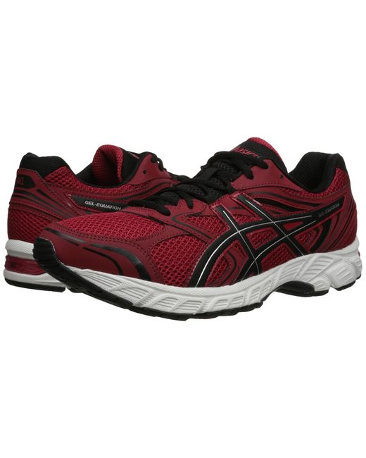 Asics | Red Gel-equation® 8 for Men | Lyst