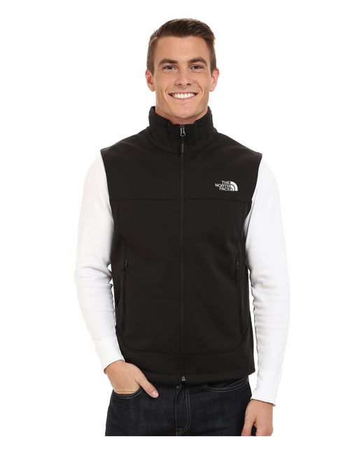 The North Face | Black Canyonwall Vest for Men | Lyst