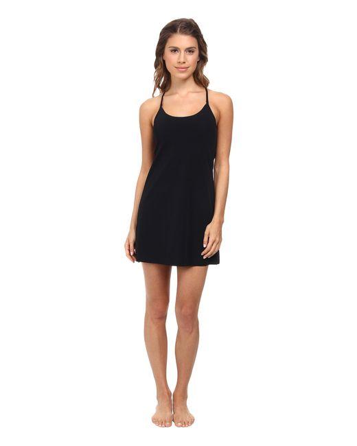 Commando | Black Mini Racerback Slip Mncs03 | Lyst