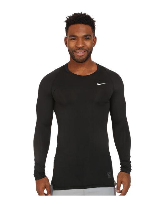 Nike | Black Pro Cool Compression L/s for Men | Lyst