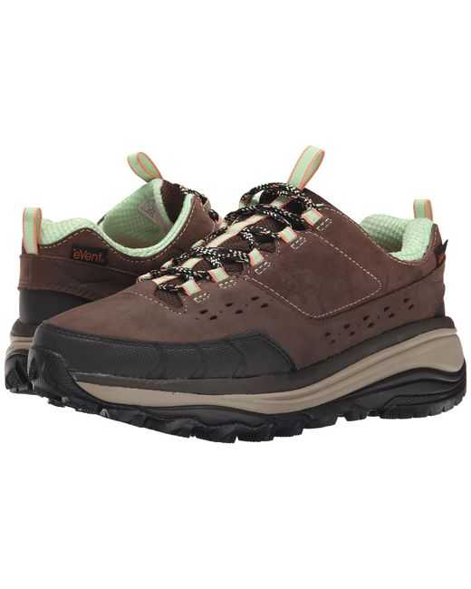 Hoka One One | Brown Tor Summit Wp | Lyst
