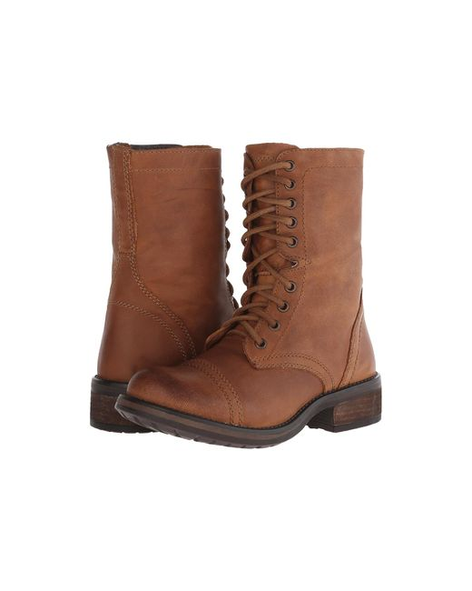 Steve Madden | Brown Troopa2-0 | Lyst
