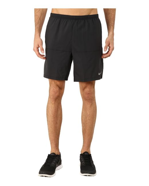 Nike | Black Flex 7'' Running Short for Men | Lyst