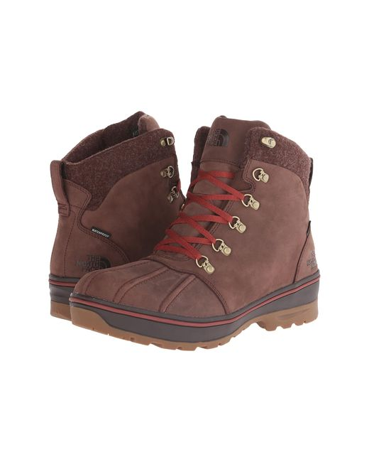 The North Face | Brown Ballard Duck Boot for Men | Lyst