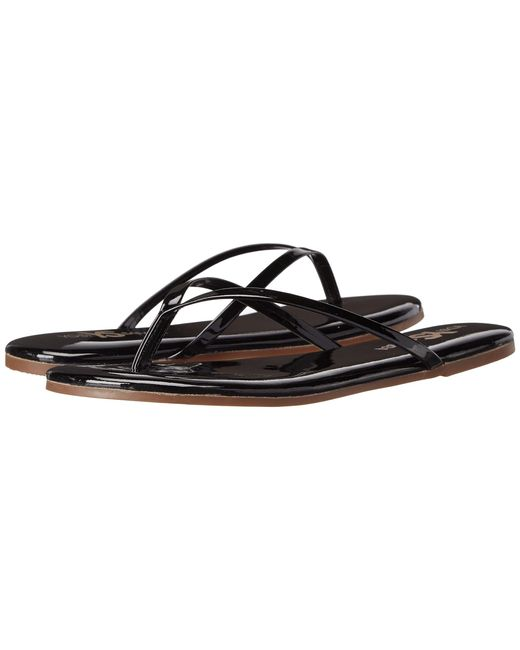 Yosi Samra | Black Roee Flip Flop | Lyst