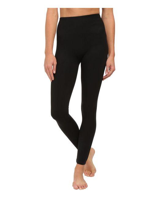 Spanx   Black Essential Shaping Legging   Lyst