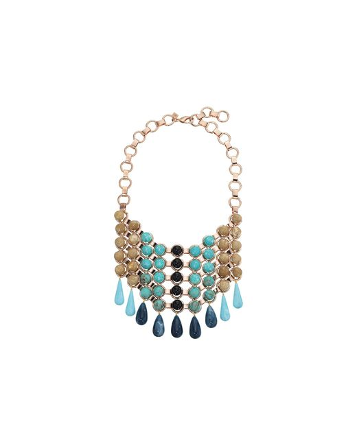 DANNIJO | Multicolor Medine Necklace | Lyst