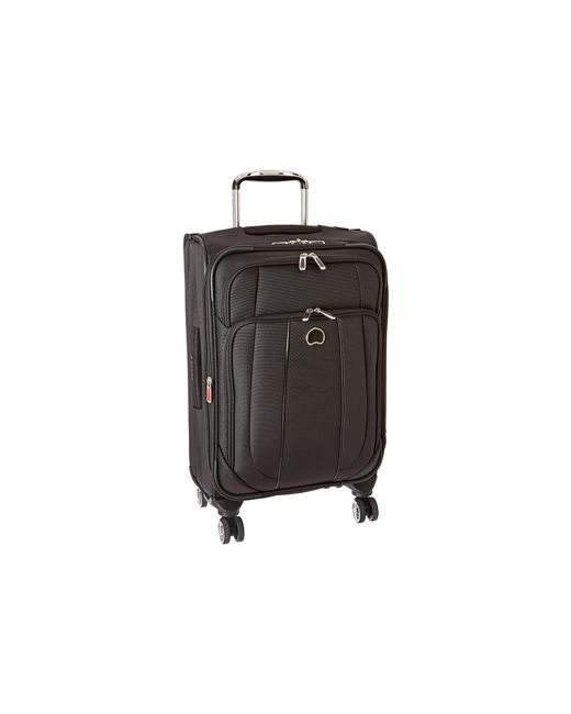 Delsey | Black Helium Cruise Carry-on Expandable Spinner Trolley | Lyst