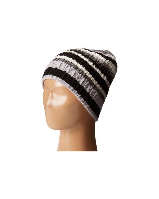 Smartwool | Gray Striped Chevron Hat | Lyst