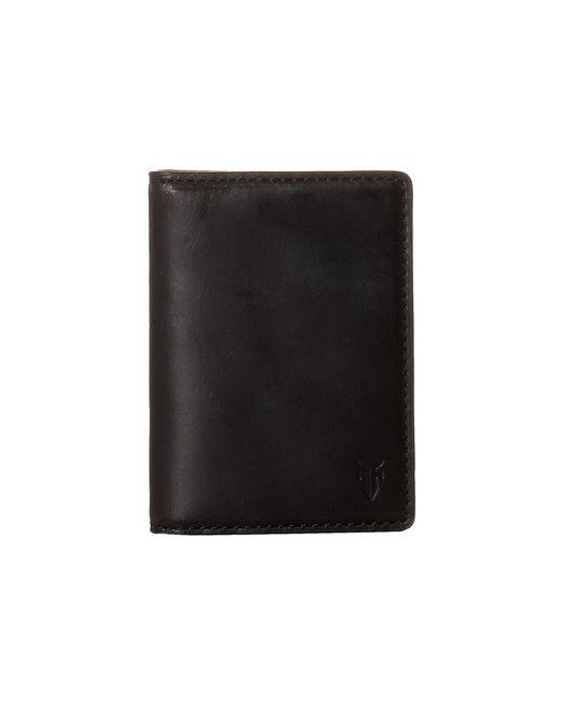 Frye | Black David Bi-fold for Men | Lyst