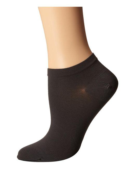Wolford   Gray Sneaker Cotton Socks   Lyst