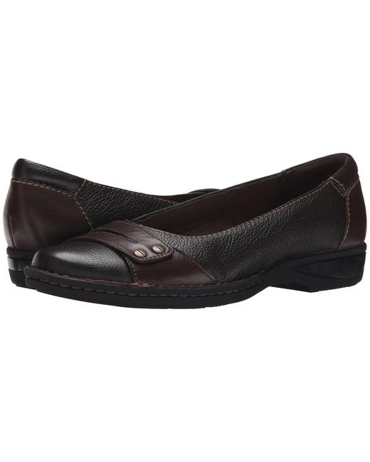 Clarks | Brown Pegg Abbie | Lyst