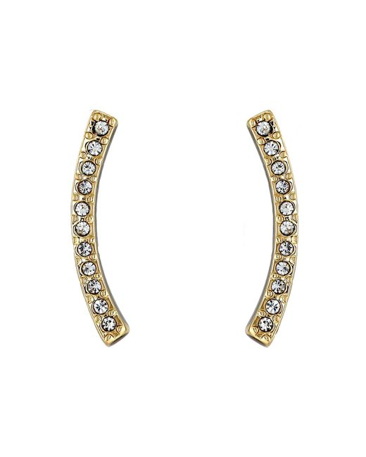 Rebecca Minkoff | Metallic Ear Climber Earrings | Lyst
