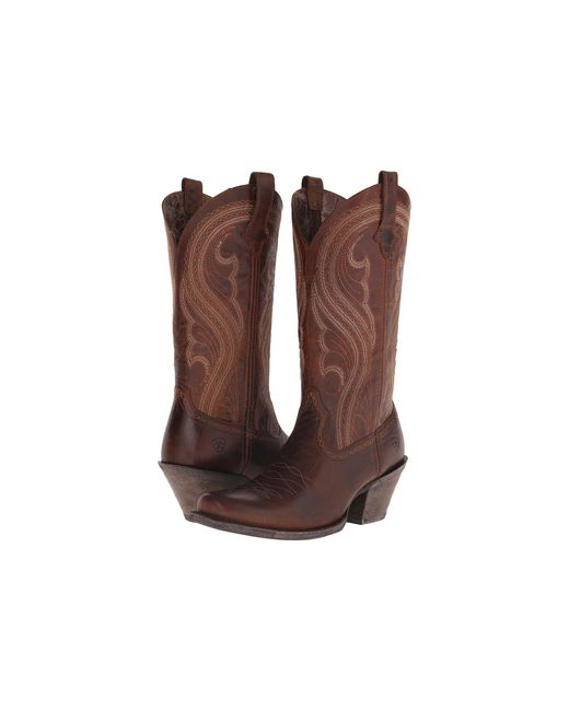 Ariat   Brown Lively   Lyst