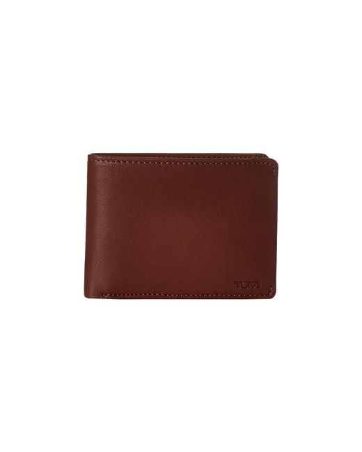 Tumi | Brown Chambers Double Billfold With Id for Men | Lyst