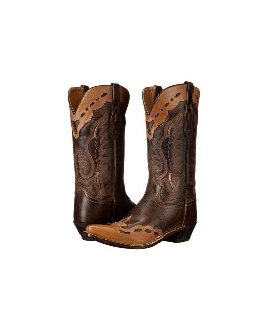 Old West Boots | Brown Mf1535 for Men | Lyst