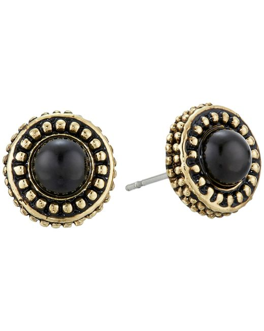 House of Harlow 1960 | Metallic Cuzco Stud Earrings | Lyst