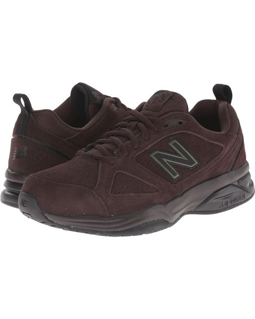 New Balance | Brown Mx623v3 for Men | Lyst