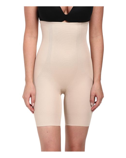 Miraclesuit | Natural Back Magic High Waist Thigh Slimmer | Lyst