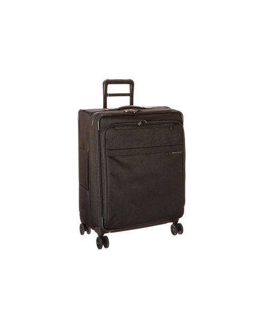 Briggs & Riley | Black Baseline Medium Expandable Spinner | Lyst