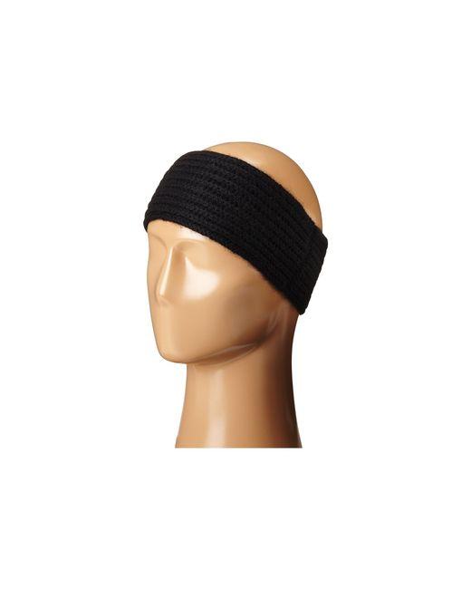 Hat Attack | Black Cashmere Headband | Lyst