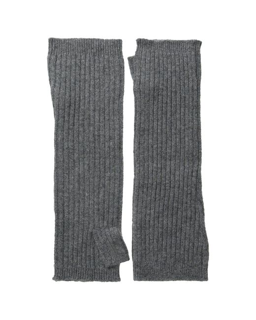 Hat Attack | Gray Cashmere Arm Warmer | Lyst