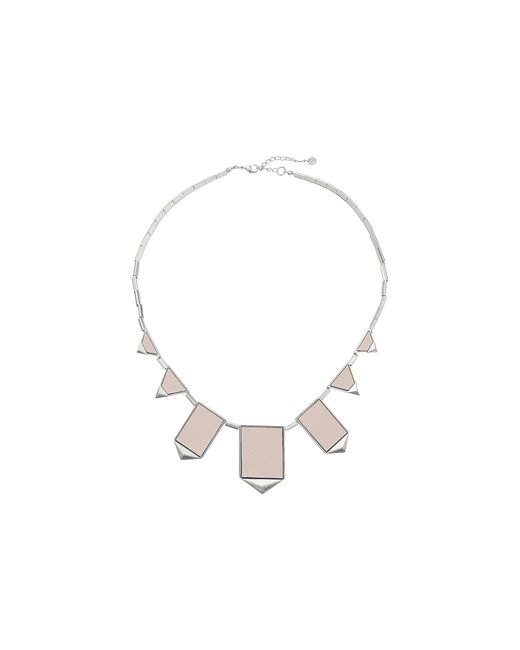 House of Harlow 1960 | Multicolor Five Station Pyramid Necklace | Lyst