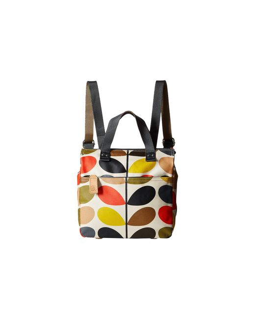 Orla Kiely | Multicolor Small Backpack | Lyst