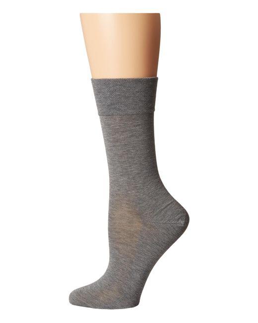 Falke | Gray Sensitive Malaga Socks | Lyst
