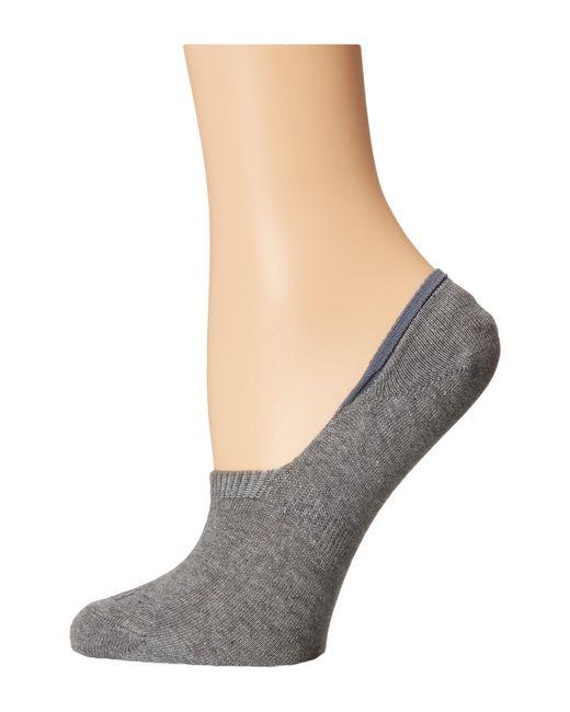 Falke | Gray Sneaker Invisible Socks | Lyst