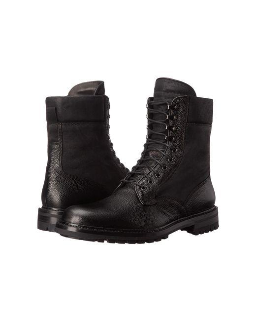 Rag & Bone   Black Spencer Commando Leather Boots for Men   Lyst