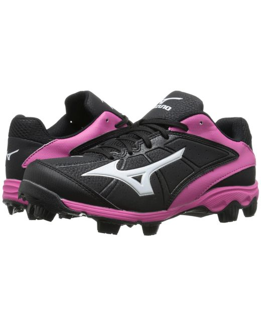Mizuno | Black 9-spike® Advanced Finch Franchise 6 | Lyst