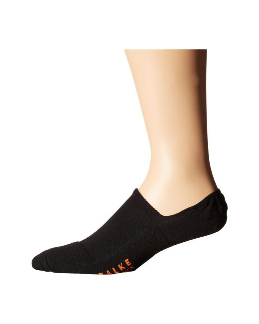 Falke   Black Cool Kick Invisible Socks for Men   Lyst