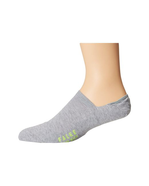 Falke | Gray Cool Kick Invisible Socks for Men | Lyst