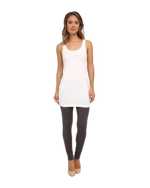 Lyssé | White Legging Tank Top | Lyst