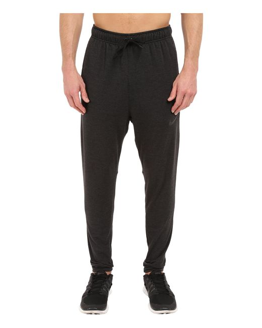 Nike | Black Dri-fittm Fleece Training Pant for Men | Lyst