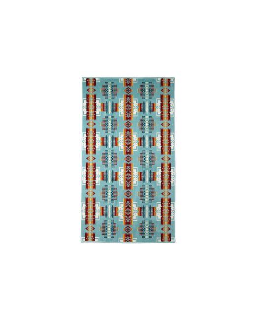 Pendleton | Blue Oversized Jacquard Towel | Lyst